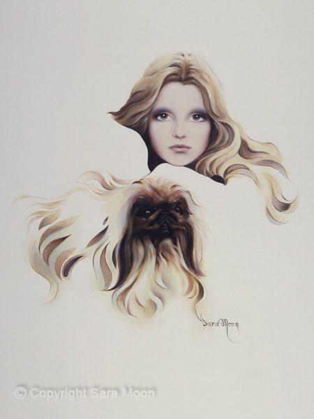 """Catherine"" by Sara Moon"
