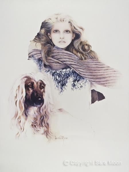 Christine by Sara Moon