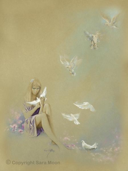 Freedom by Sara Moon