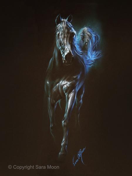 Prince Regent by Sara Moon
