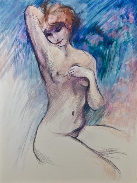 'Ginger' by Sara Moon