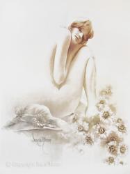 Linda Prints by Sara Moon