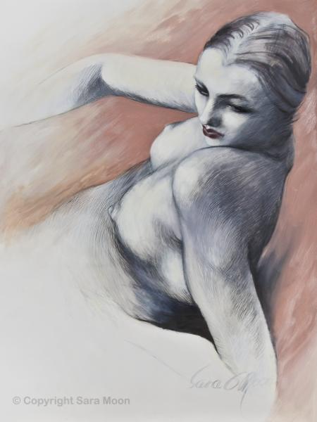 Lady Madonna by Sara Moon