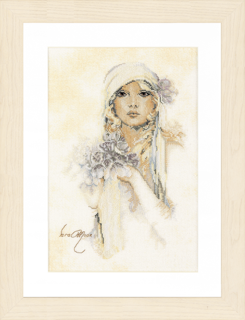 """Sara"" Cross Stitch Pattern"