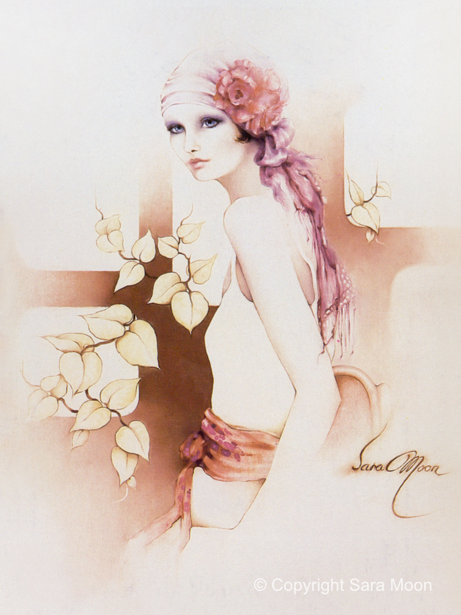 Charlotte by Sara Moon