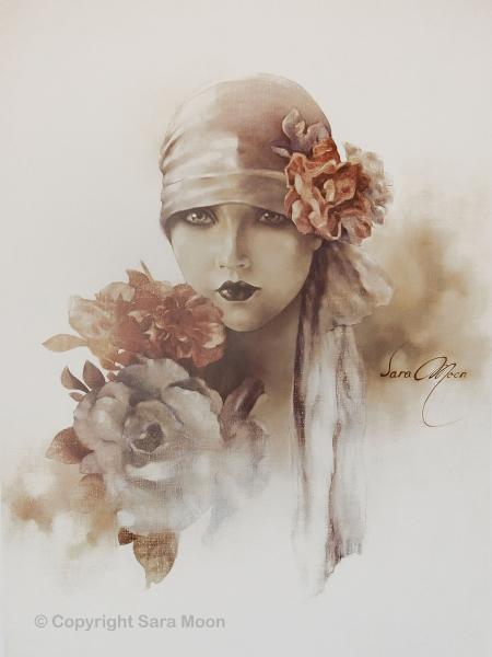 Claudia by Sara Moon