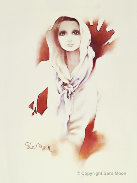 'Susan' by Sara Moon