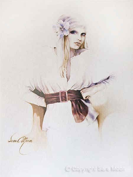 Yvette by Sara Moon