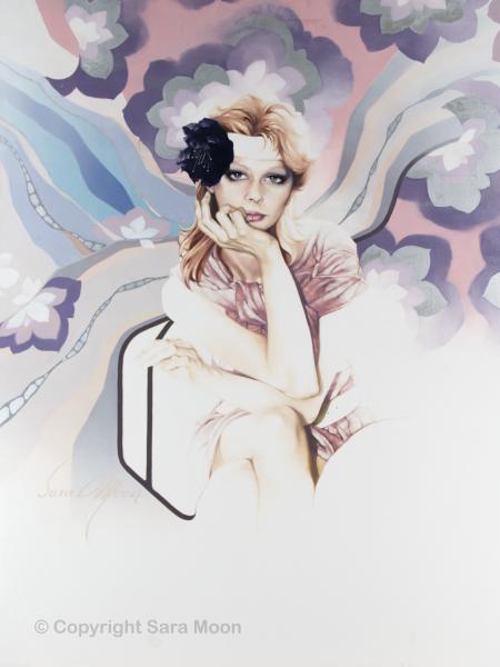Angel by Sara Moon