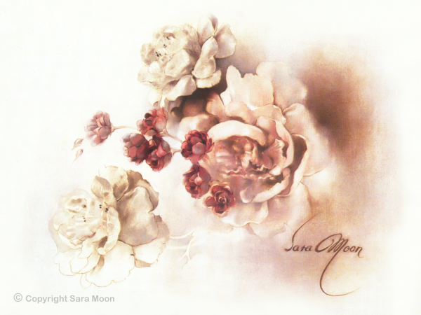 Bouquet l by Sara Moon