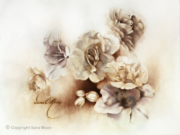 Bouquet lV by Sara Moon
