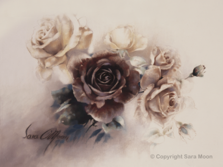 Bouquet Vl by Sara Moon