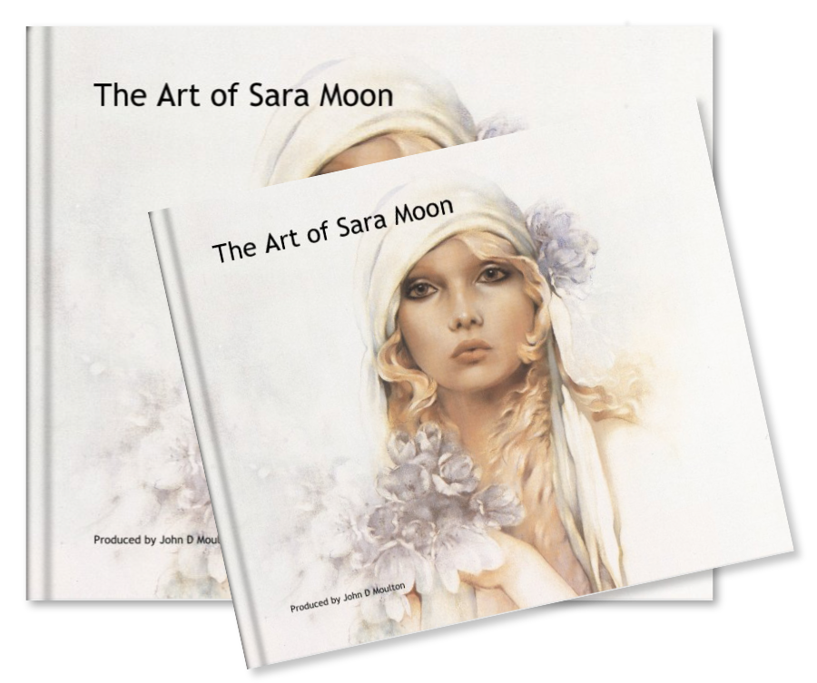 Sara Moon Art Book