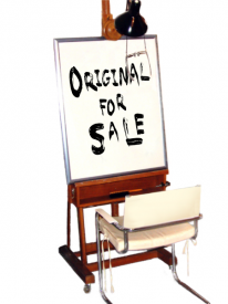 Original Easel Graphic
