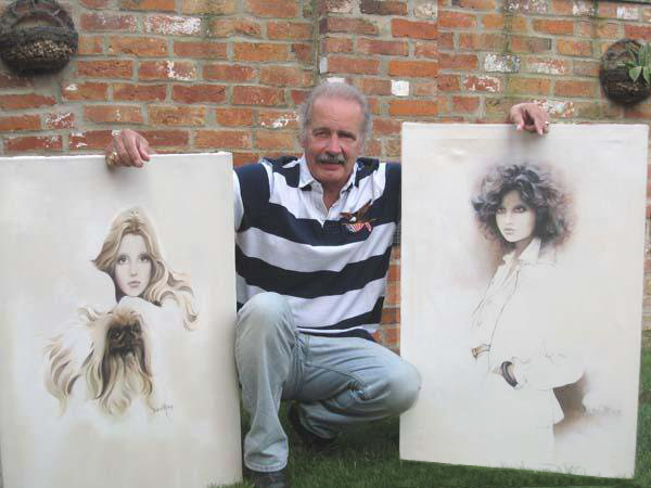 'Catherine & 'Jennifer'in safe hands again!