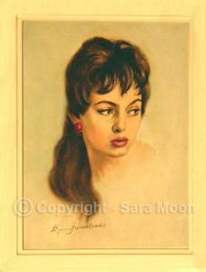 Bridgette Bardot byBijan at 16 years old