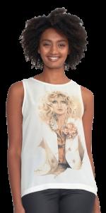 'Belinda' Casual Clothing by Sara Moon