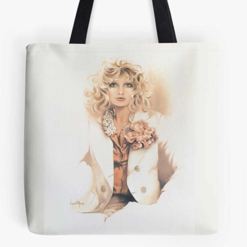 'Belinda' Tote Bag by Sara Moon