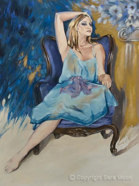 Madonna by Sara Moon