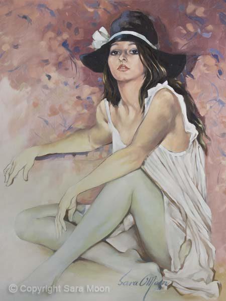 Ali by Sara Moon