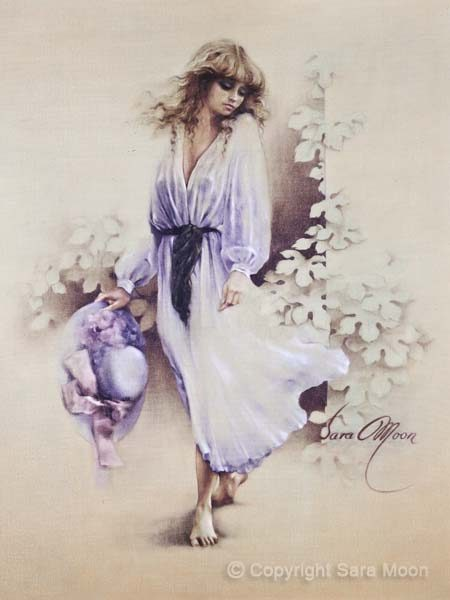 Summer Wind by Sara Moon