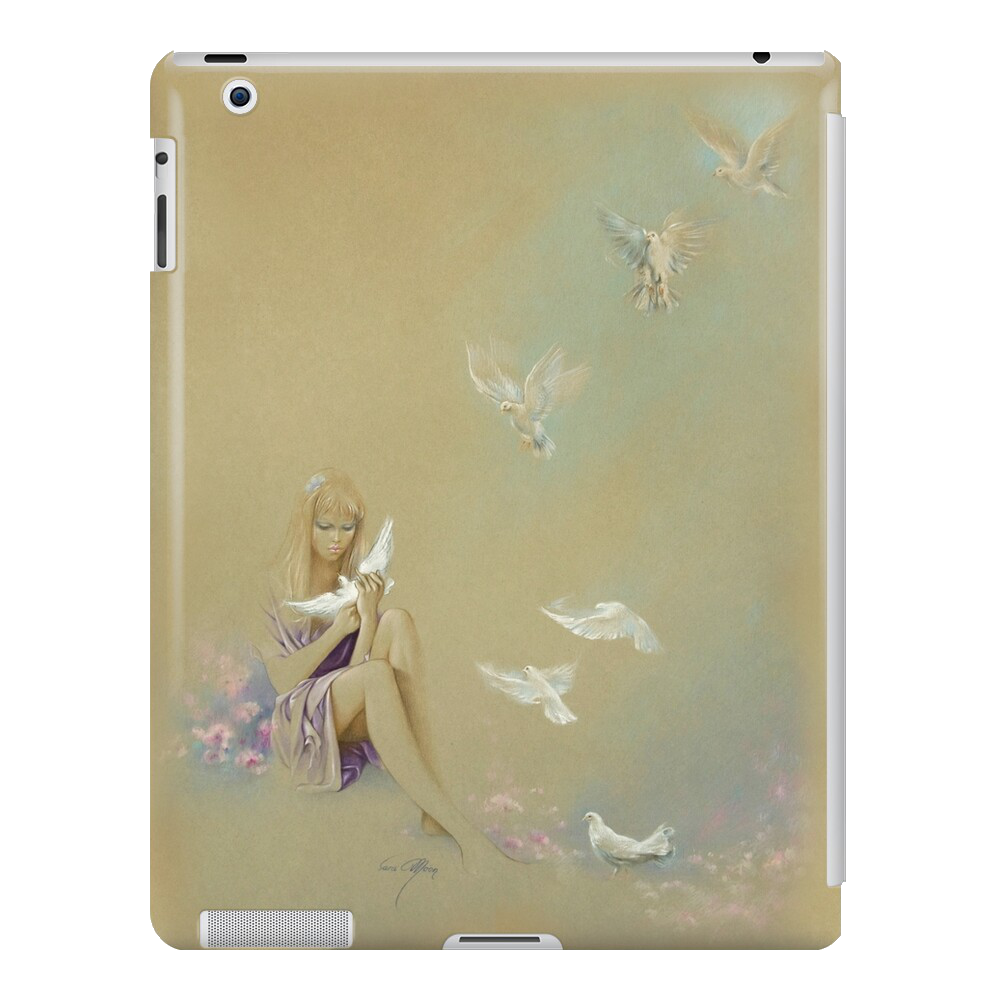 'Freedom' Tablet Skin by Sara Moon