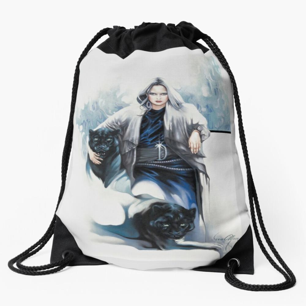 White Stallion Bag by SaraMoon