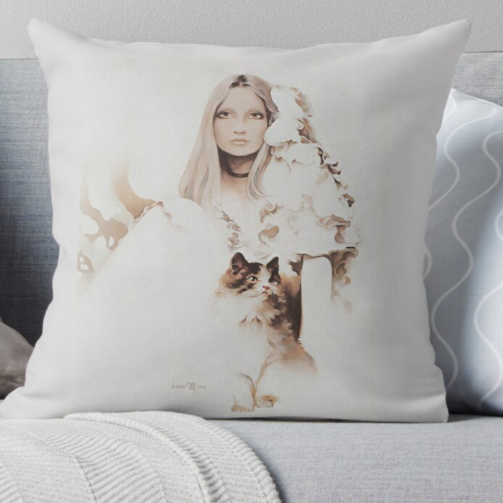 Michelle Pillows by Sara Moon