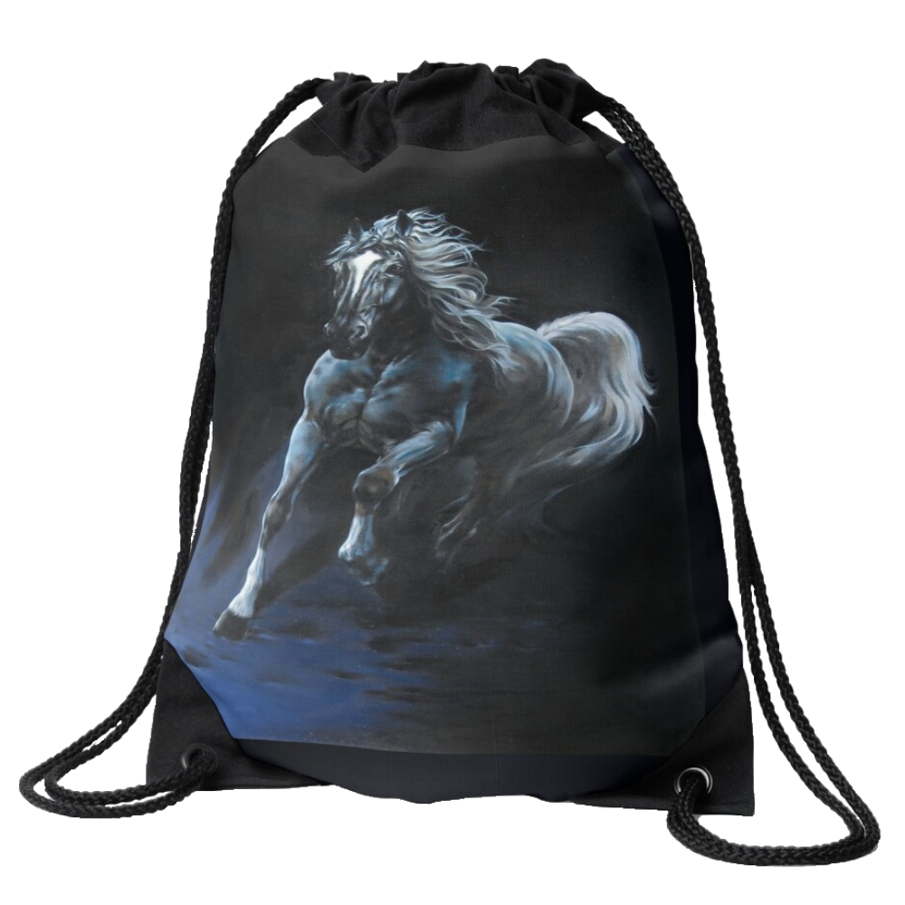 White Stallion Bag by SaraMoon