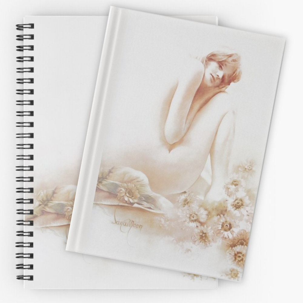 'Monique' Notepads by Sara Moon