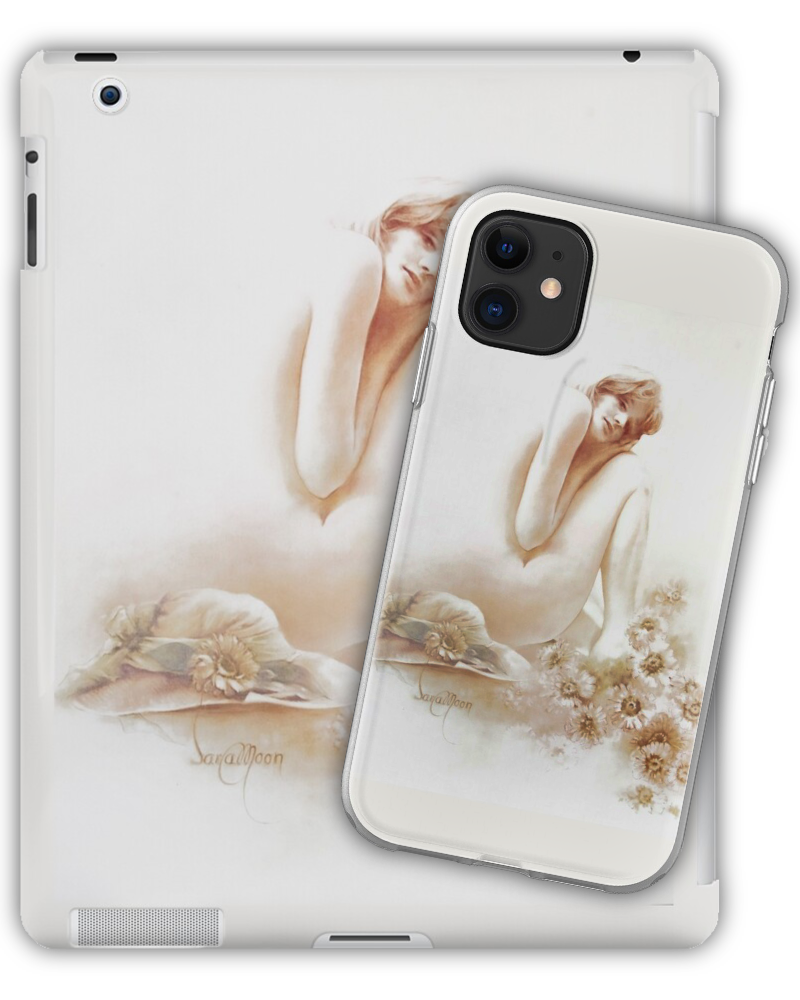 'Linda' Tablets & Phone Skins by Sara Moon