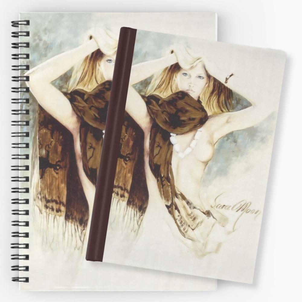 'Tribal Wrap' Notebooks