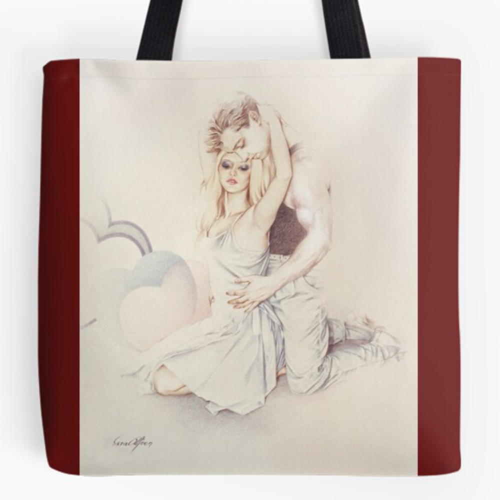 'Affection' Tote Bag by Sara Moon