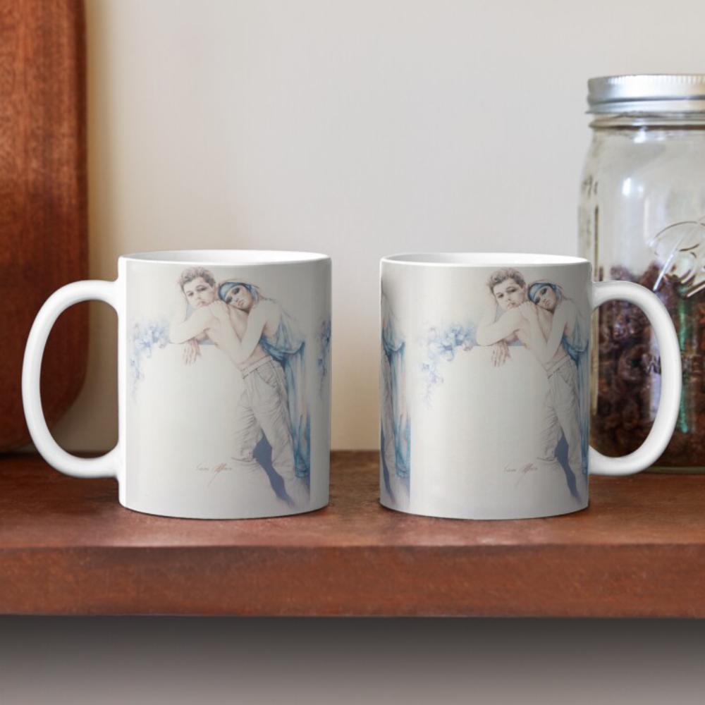 'Gentle Moments' Mug by Sara Moon