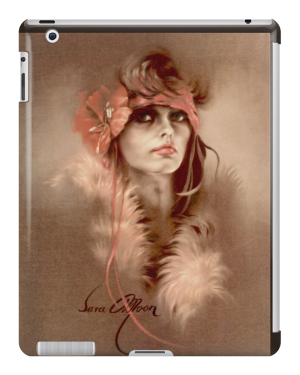 'Her Eyes' Tablet Skin by Sara Moon