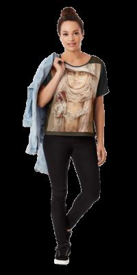 """""""Illusion"""" T-Shirt by Sara Moon"""
