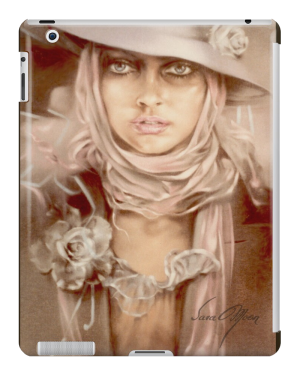 """Illusion"" Tablet Skin by Sara Moon"