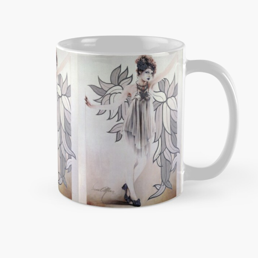 'Josephine' Mugs by Sara Moon