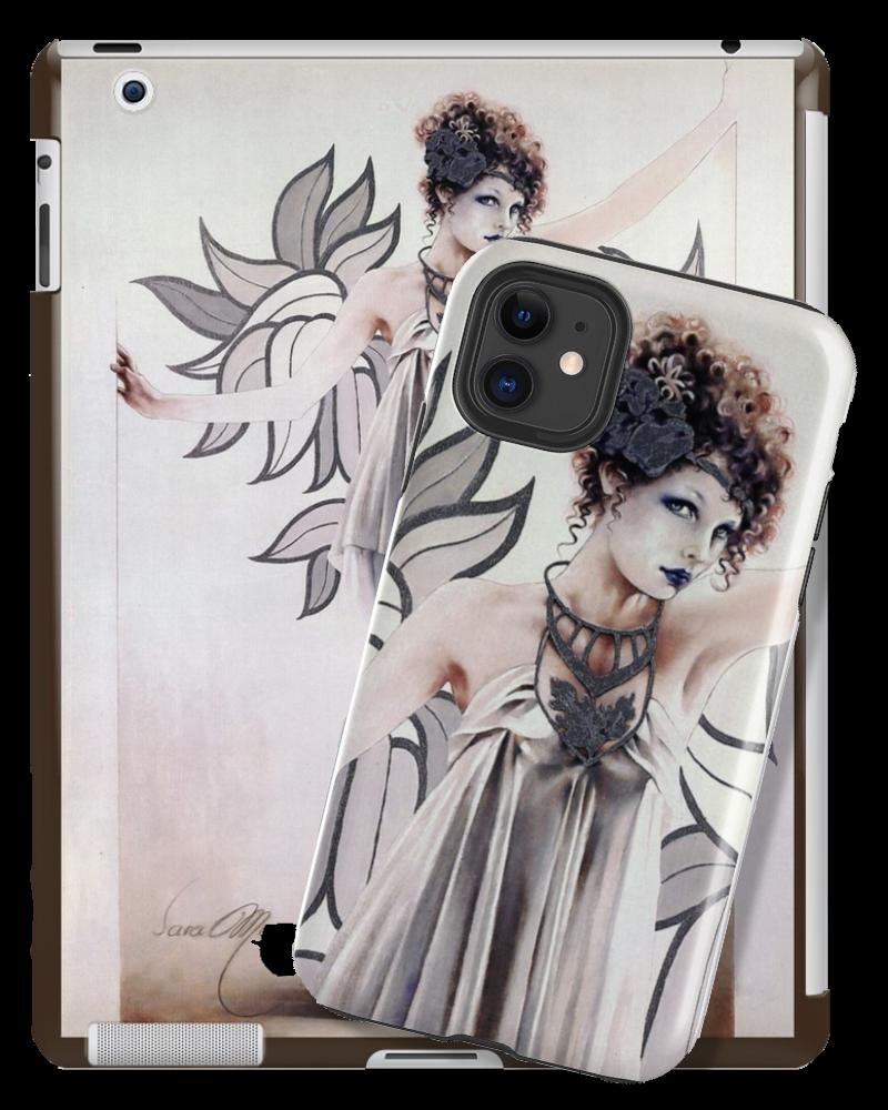 'Josephine' Tablet & Phone Skins by Sara Moon
