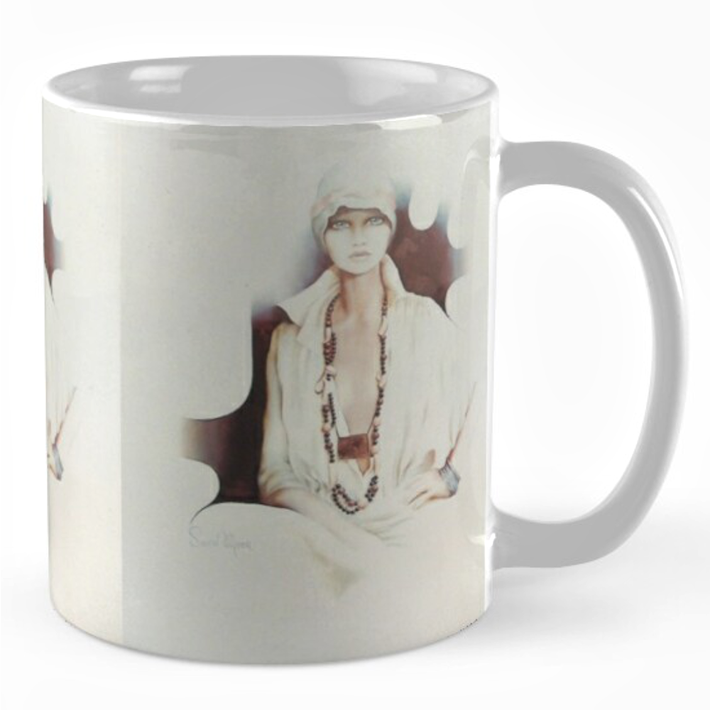Lisa Mug bt Sara Moon