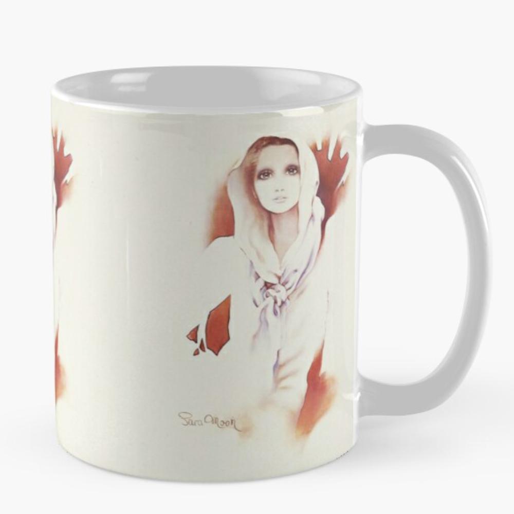 'Susan' Mug by Sara Moon