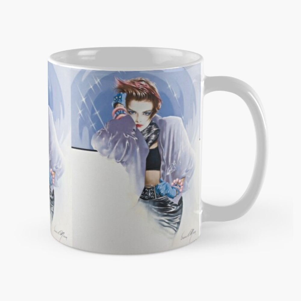 Samantha Mug by Sara Moon
