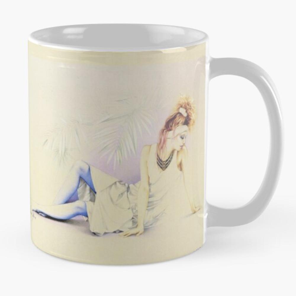 Ushi Mug by Sara Moon