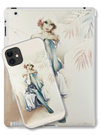 Tablet & Phone Skins from Sara Moon