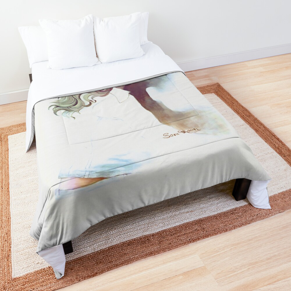 Melanie Comforter by Sara Moon
