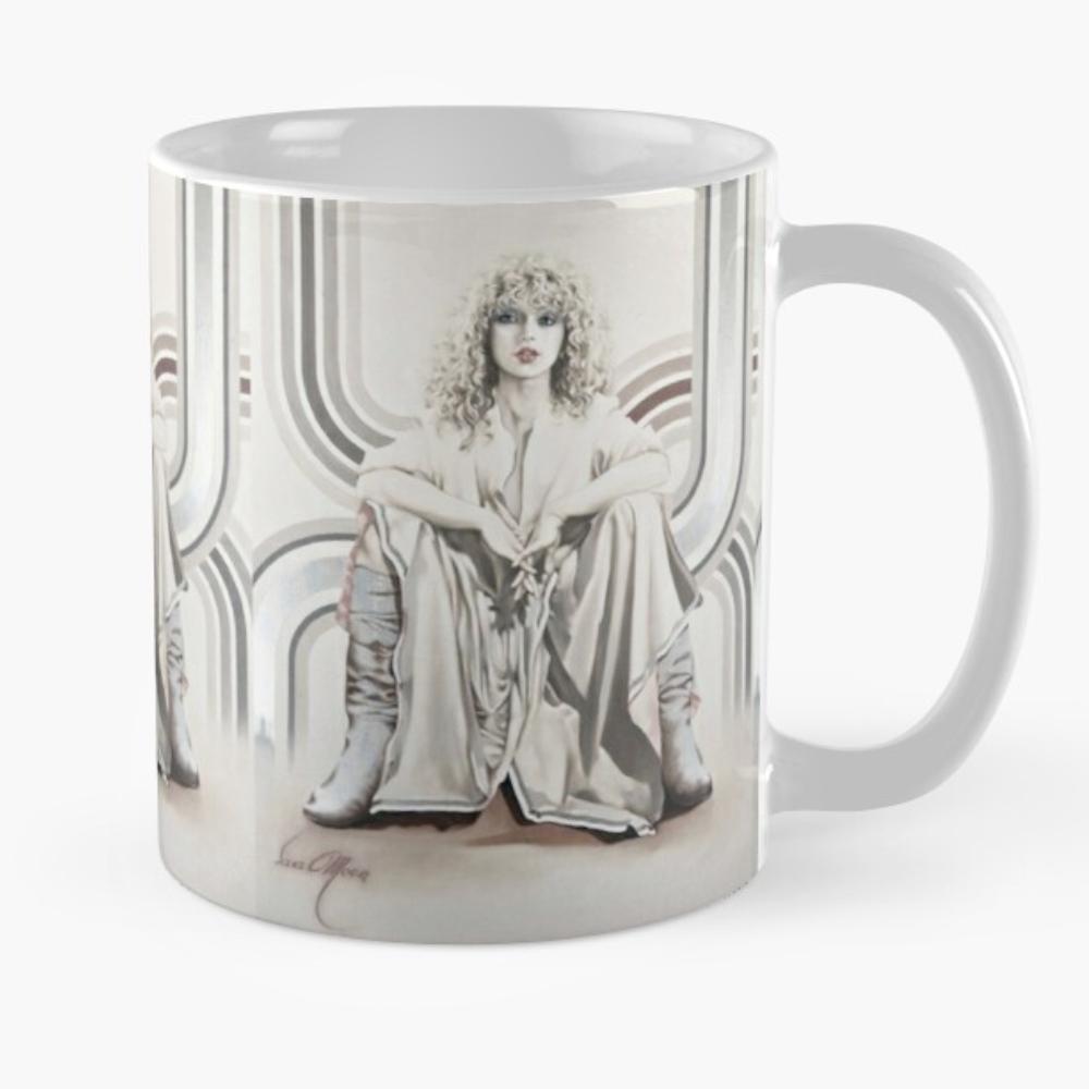 'Natascha' Mugs & Travel Mugs by Sara Moon