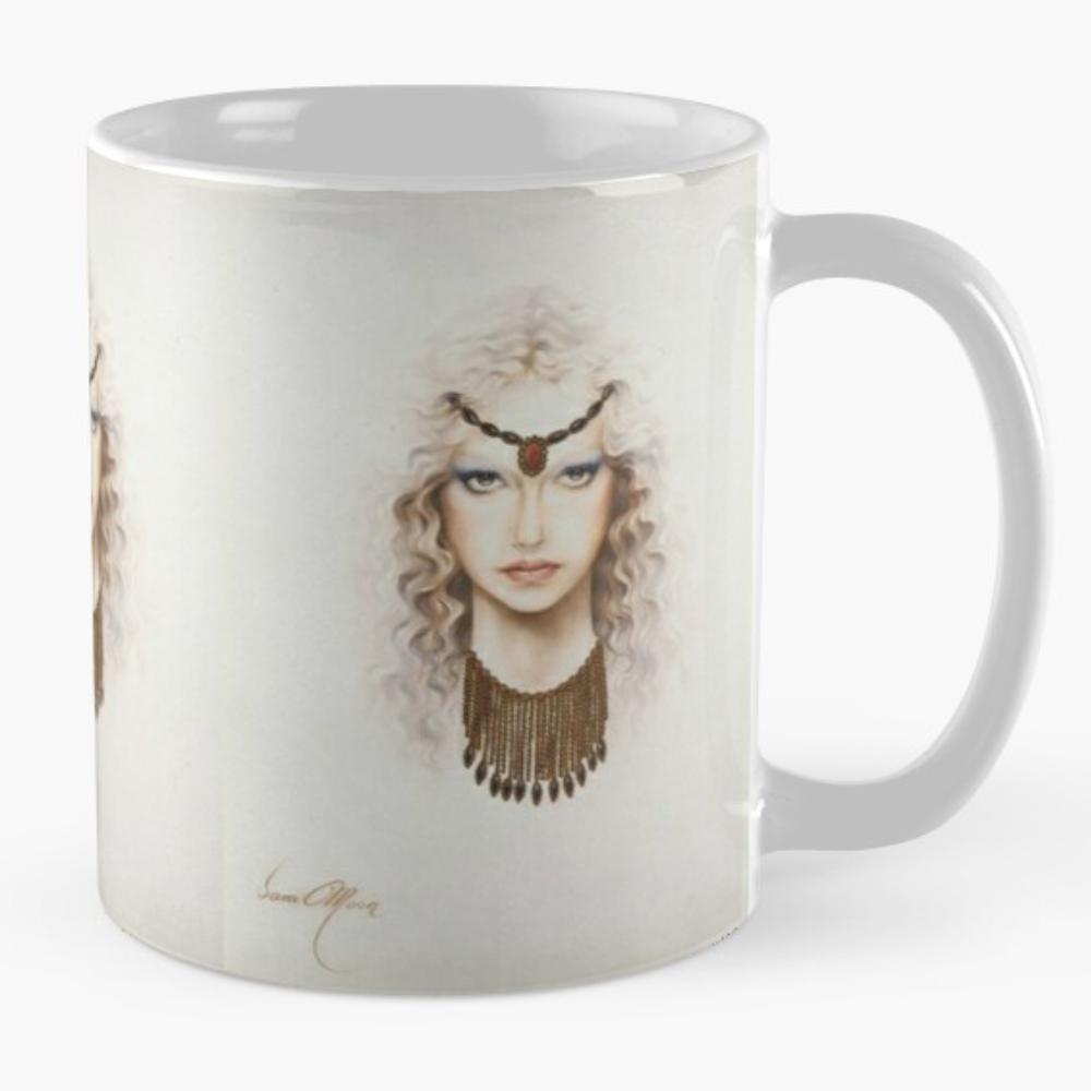Mug by Sara Moon
