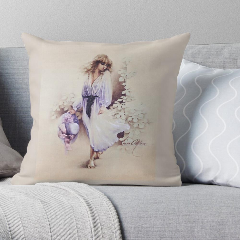 Summer Wind Pillows by Sara Moon