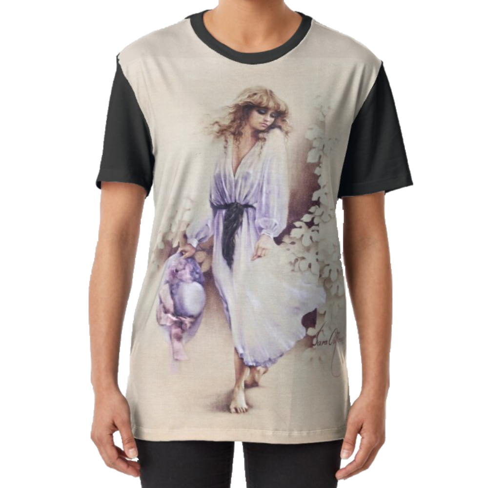 Summer Wind T-Shirts by Sara Moon