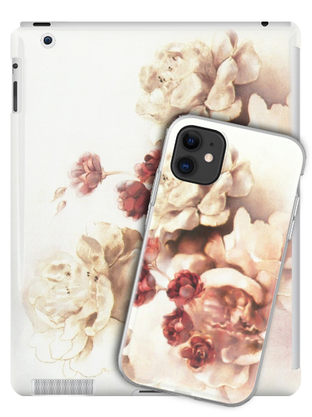 'Bouquet l' Tablet & Phone Skins by Sara Moon